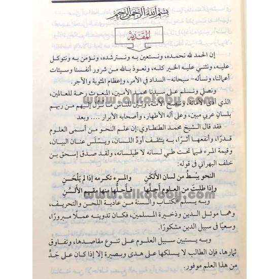 النحو الميسر وشواهده القرآنية يجمع بين النظرية والتطبيق