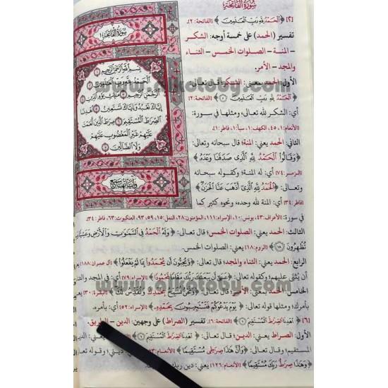 تفسير الوجوه والنظائر في القرآن الكريم